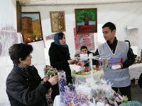 AFFA Novruz bayramı münasibətilə təşkil olunan Meydan bazarında iştirak edib (FOTO) - Gallery Thumbnail
