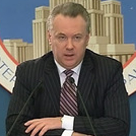 Russia to support Italian OSCE Chairmanship's efforts in process of Nagorno-Karabakh conflict settlement