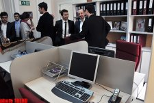 Baku opens Azerbaijani Students and Alumni International Forum headquarters (PHOTO) - Gallery Thumbnail