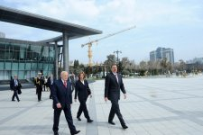 Azerbaijani President: Greek companies to have every condition to work in Azerbaijan (UPDATE) (PHOTO) - Gallery Thumbnail