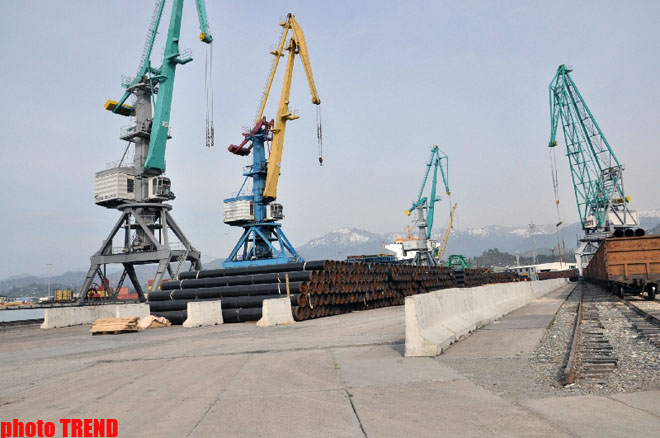 New terminal for transshipment of mineral fertilizers opens in Georgia