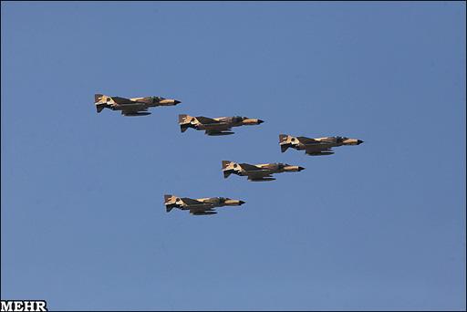İranda hərbi parad keçirilir (FOTO) - Gallery Image