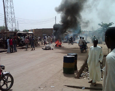 Bombings kill at least 118 in central Nigerian city of Jos