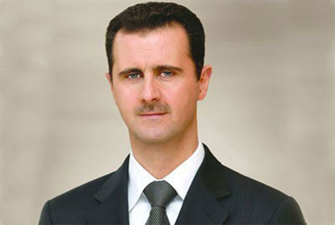 Syrian president, top officials, businessmen hit by EU sanctions