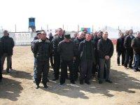 """Məhkumlarla """"Neftçi""""nin veteranları arasında yoldaşlıq görüşü keçirilib (FOTO) - Gallery Thumbnail"""