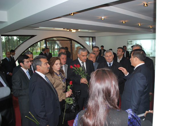 """Conference """"Role of media in formation of civil society"""" held in Baku (PHOTO) - Gallery Image"""