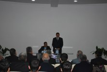 """Conference """"Role of media in formation of civil society"""" held in Baku (PHOTO) - Gallery Thumbnail"""