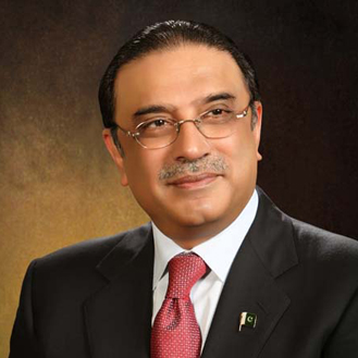 Pakistani court restrains President Zardari from political activities