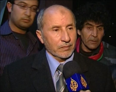 NTC leader says stability and security will return to Libya