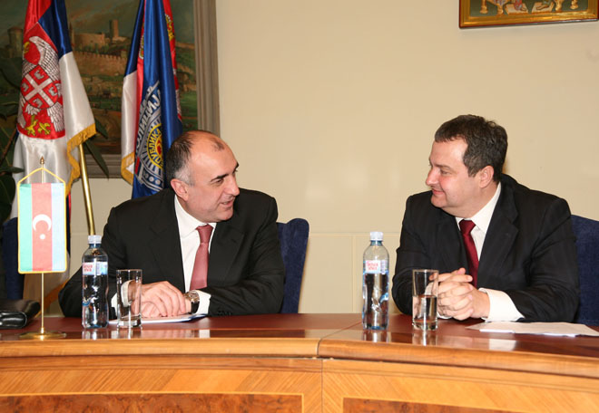 President: Serbia supports Azerbaijan in Nagorno-Karabakh conflict resolution (UPDATE) (PHOTO) - Gallery Image