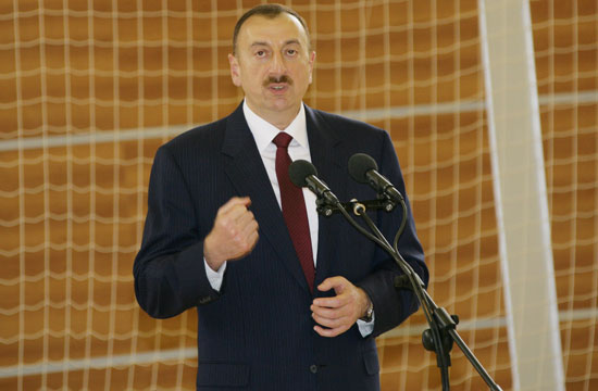 Azerbaijani president: Additional measures are planned to develop country and its regions - Gallery Image