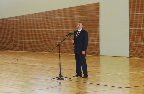 Azerbaijani president: Additional measures are planned to develop country and its regions