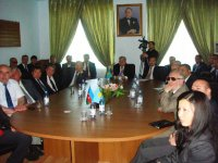 "Kazakhstan hosts roundtable on ""Heydar Aliyev and Azerbaijan"" (PHOTO) - Gallery Thumbnail"