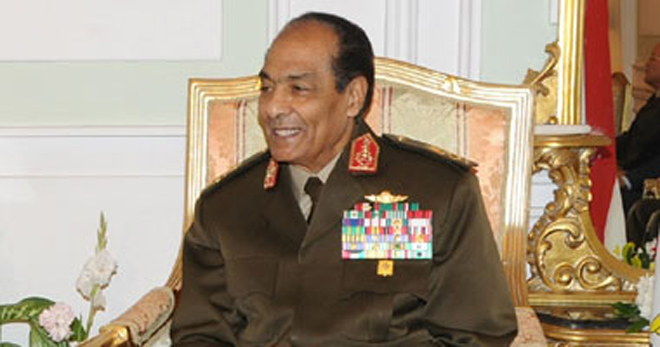 Egypt's military chief on first visit to Tripoli