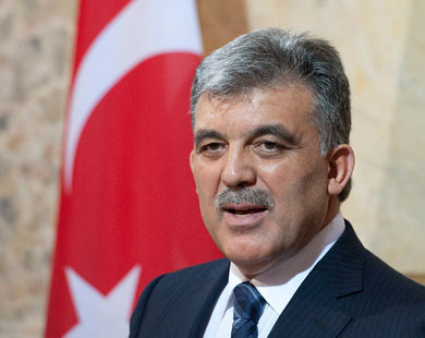 Abdullah Gul: Assad should act in line with demands of Syrians