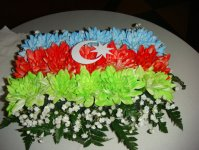 Qazaxıstanda Azərbaycanın Respublika Günü münasibətilə tədbir keçirilib (FOTO) - Gallery Thumbnail