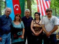 Подарок от детей азербайджанской диаспоры Нью-Йорка (фотосессия) - Gallery Thumbnail