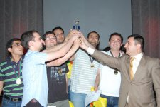 Breyn-rinq oyunu üzrə yubiley kuboku keçirilib (FOTO) - Gallery Thumbnail