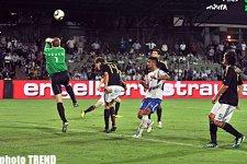Завершился футбольный матч между сборными Азербайджана и Германии (ФОТО) - Gallery Thumbnail