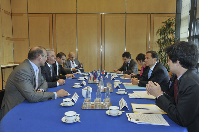 France hosts Azerbaijani-French business forum on ICT (PHOTO) - Gallery Image