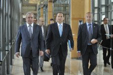 France hosts Azerbaijani-French business forum on ICT (PHOTO) - Gallery Thumbnail