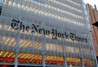 The New York Times corrects its error