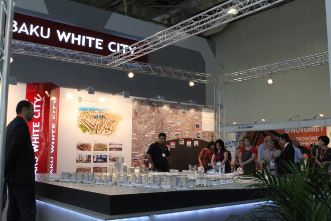 Baku White City project to give new life to center of our capital (PHOTO)