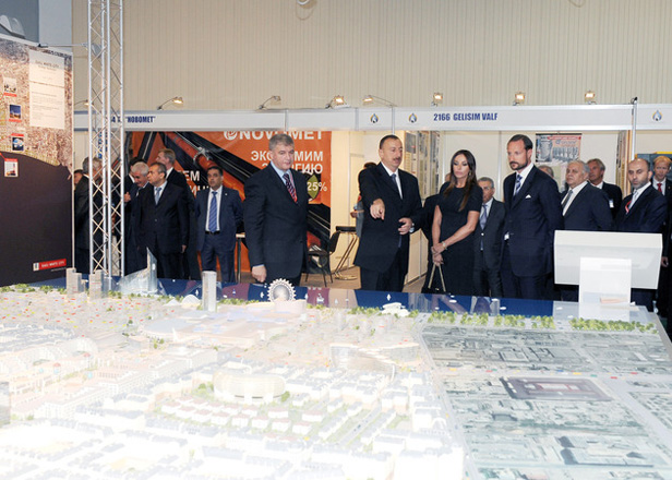 Baku White City project to give new life to center of our capital (PHOTO) - Gallery Image