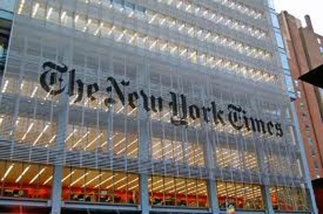 The New York Times publishes Azerbaijani embassy's letter of protest