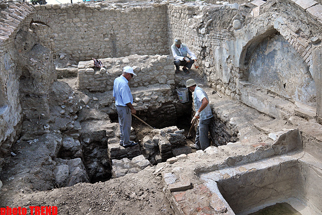 Azerbaijan begins excavations in city with 2,000-year-history