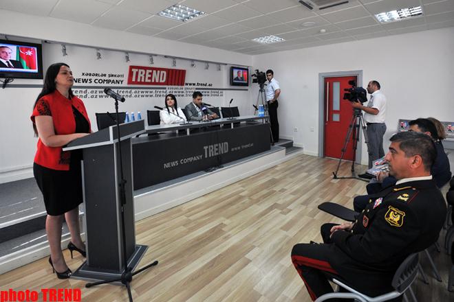 """""""Müdriklik zirvəsi - Heydər Əliyev"""" kitabının təqdimatı keçirilib (FOTO) - Gallery Image"""