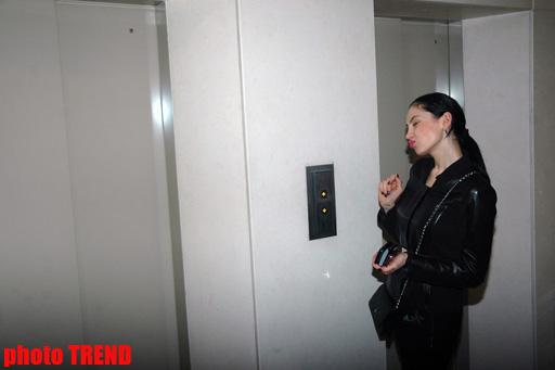 Эмоциональная модель Гюнай Мусаева в престижной стамбульской квартире(фотосессия) - Gallery Image