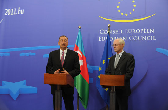 Azerbaijani President: Eastern Partnership Program opens up new opportunities for active dialogue
