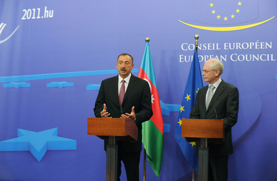 Azerbaijani President: Eastern Partnership Program opens up new opportunities for active dialogue - Gallery Image