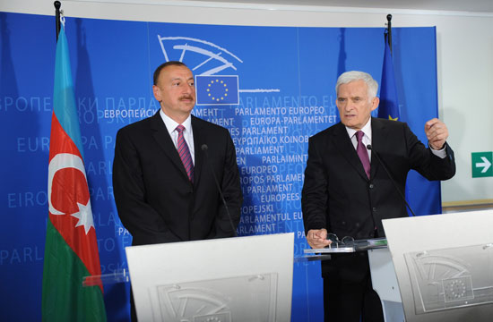 Azerbaijani President: Azerbaijan seeks to align its policy with EU countries' policy as much as possible