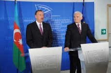 Azerbaijani President: Azerbaijan seeks to align its policy with EU countries' policy as much as possible - Gallery Thumbnail