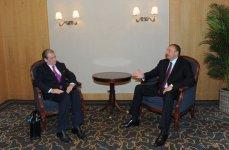 Azerbaijani President meets Albanian Premier - Gallery Thumbnail