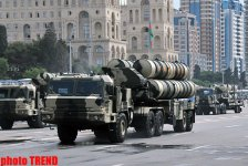 Rehearsals  underway for military parade in Baku - PHOTOSESSION - Gallery Thumbnail