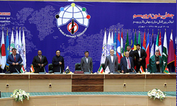 Tehran anti-terror conference ends work with final statement