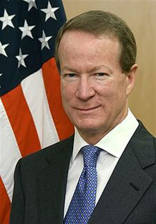 U.S. Assistant Secretary of State William R. Brownfield visits Kyrgyzstan