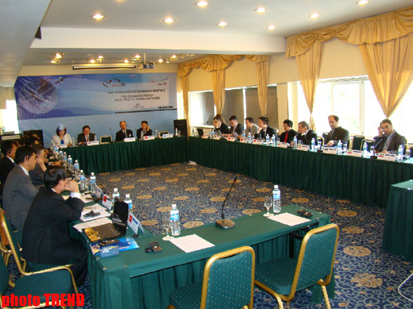 Trend News Agency attends OANA meeting in Ulan Bator (PHOTO) - Gallery Image