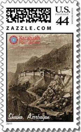 Stamps dedicated to Karabakh issued in USA (PHOTO) - Gallery Image