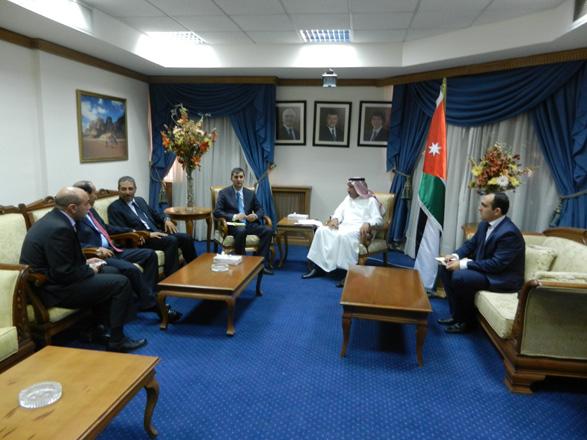 Jordan-Azerbaijan inter-parliamentary friendship group established (PHOTO) - Gallery Image
