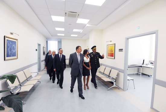 President Ilham Aliyev: Azerbaijan's citizens should be offered qualitative medical service (UPDATE) (PHOTO)