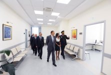 President Ilham Aliyev: Azerbaijan's citizens should be offered qualitative medical service (UPDATE) (PHOTO) - Gallery Thumbnail
