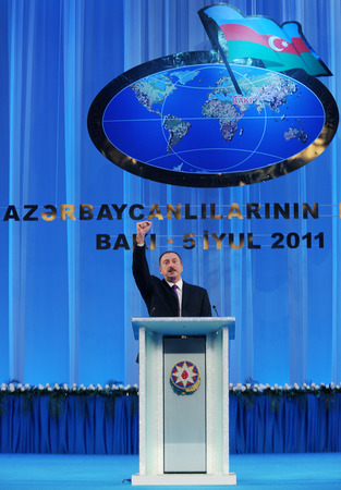 President Ilham Aliyev: Independent Azerbaijan is motherland of all Azerbaijanis (UPDATE) (PHOTO) - Gallery Image