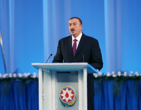 President Ilham Aliyev: Independent Azerbaijan is motherland of all Azerbaijanis (UPDATE) (PHOTO)