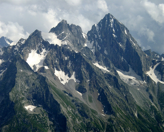 Five climbers killed, one injured in Austrian mountain accident