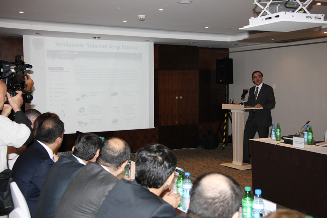 On-line-registration of legal entities to be introduced in Azerbaijan in 2012 (PHOTO) - Gallery Image