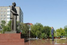 President Ilham Aliyev: Sumgait should be fully aligned with capital standards (PHOTO) (UPDATE-2) - Gallery Thumbnail